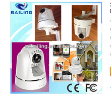 Diy wireless gsm 3g alarm system cctv camera monitor intelligent home alarm system manual mobile call sms mms BL-E800