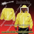 Beekeeper Jackets, Suits, Veil for Adults & Kids, Beekeeping Hive Tool & Brush, Beekeeping Protective Clothing Jackets