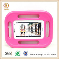 foam shockproof android tablet pc case with stand and handle for kids