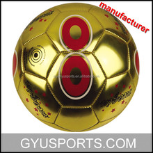 2014 latest design laser football 2014 Brazil World Cup Soccer balls GY-B284
