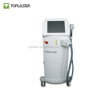 Pain free 808nm diode laser hair removal for all skin type