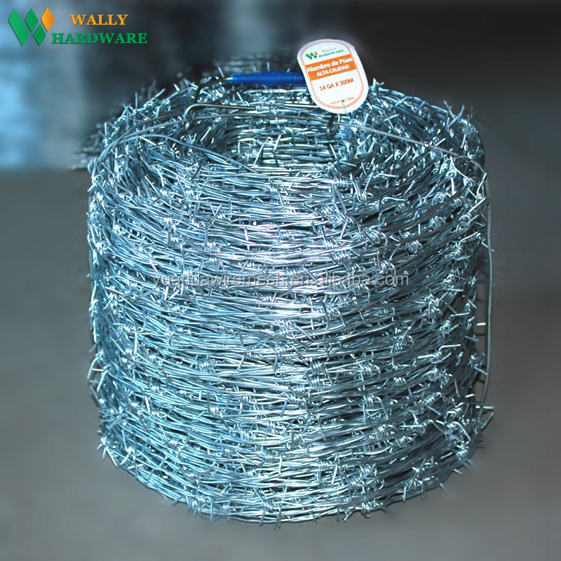 Spiral military barbed wire mesh unroll with various specifications