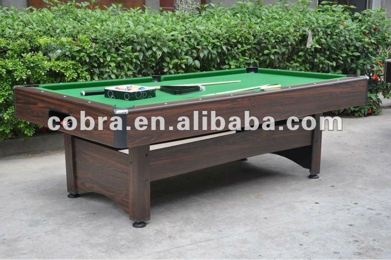 KBL-08A6 Pool&Billiard Table with ball return system