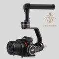 Feiyu Tech Latest Item FY-MG 3 axis Handheld Gimbal 360 degree For micro Camera