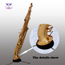 Dropship musical instruments straight soprano saxophone