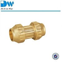 Brass Compression Fittings for PE Pipe