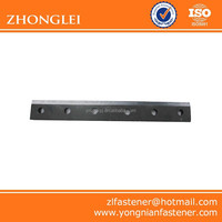 Carbon steel fishplate/ Joint bar/ Fish Plate of High tensile Strength
