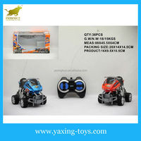 Sale 4 channel remote control motorcycle with 4 black wheels toy for kids YX000114