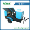 Mobile screw air compressor for railway a big discount