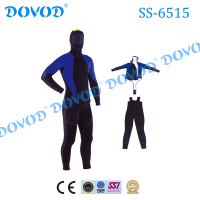 2015 Professional Factory Wholesale Neoprene Material kashmiri Separate Diving Wet suit