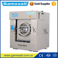 National Hand Powered Sharp Washing Machine Automatic Hotel Washer and Dryer