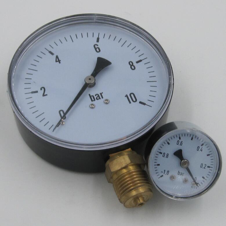 wika pressure gauge en 837-1 with CE