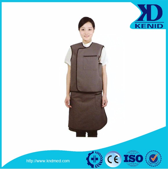 2017 new design x-ray protective lead clothing/lead apron