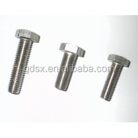 top quality dome headed screw hex socket head nut with internal and external tooth