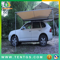 2016 hot sale outdoor camping waterproof canvas Awning Car side awning