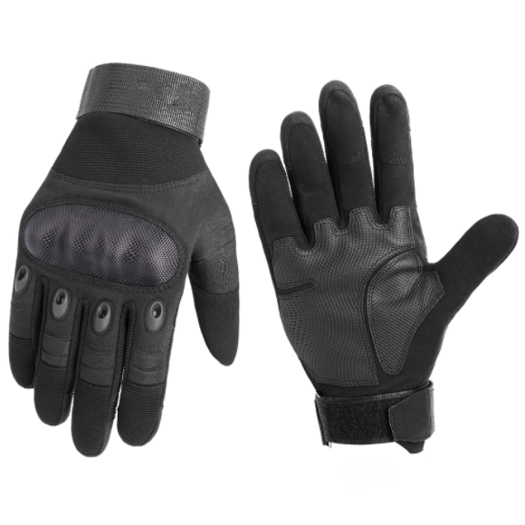 TG07 Outdoor gloves tactical cycling gloves wear leather gloves