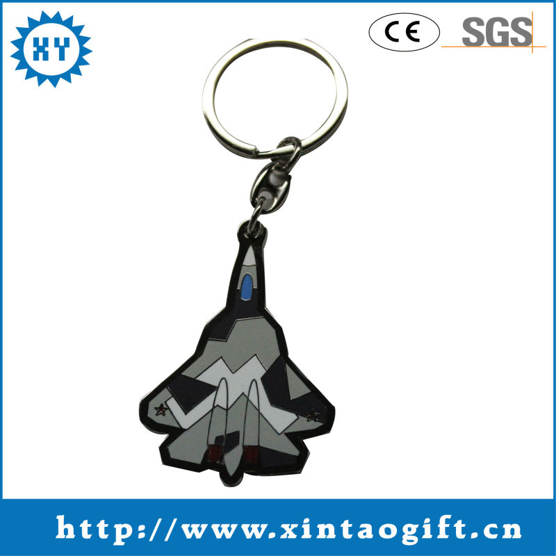Indigenous materials custom keychains for souvenir