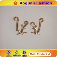 V Shape Shoe Clip Hardware Accessory