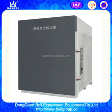 New AIO IEC62133 High Altitude Simulation Battery Low Pressure Test Equipment