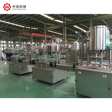 Factory Price Separated Type Mineral Water Filling Machine for Plastic Bottle