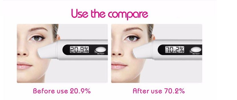 New product best gift nano mist spray fan for lady electric facial steamer with power bank 2600MAH can charge your phone