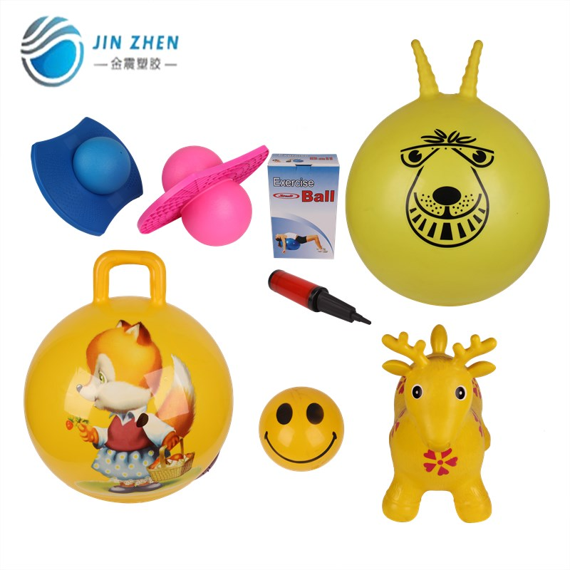 All-around sticker gym ball giant fun ball