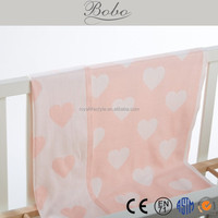 100% Cotton Baby Blanket High Quality Baby Sunggle Blanket