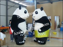 Boy and Girl Inflatable Fat Costume