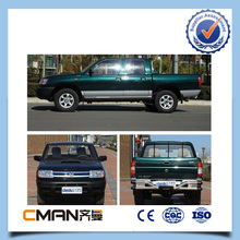 China big factory made 4WD gasoline pickup in low price sale