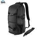 300D water-repellent durable and fashionable 17.3 inch laptop business travel duffel backpack bag