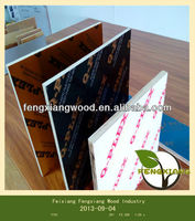 Shuttering plastic plywood 21mm/Plastic formwork panel 21mm