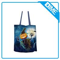 2016 Wholesale Custom Fashion Cotton Shopping Bag
