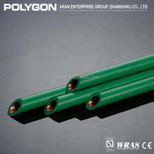 Professional Standard Polygon Copper Cold And Hot Water Supply Ppr Pipe
