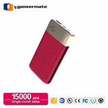Rohs Portable unique alibaba power bank 4000mah portable charger