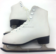 2017 Hot selling PVC leather ice skate blade