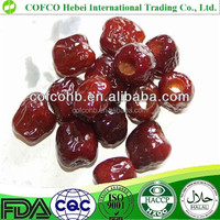 Preserved seedless dates,frutas snack