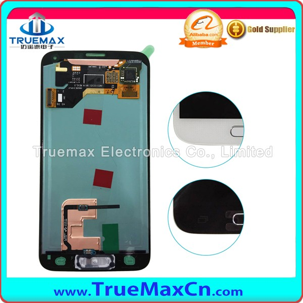 Competitive Price LCD Assembly With Touch Screen for Samsung Galaxy S5