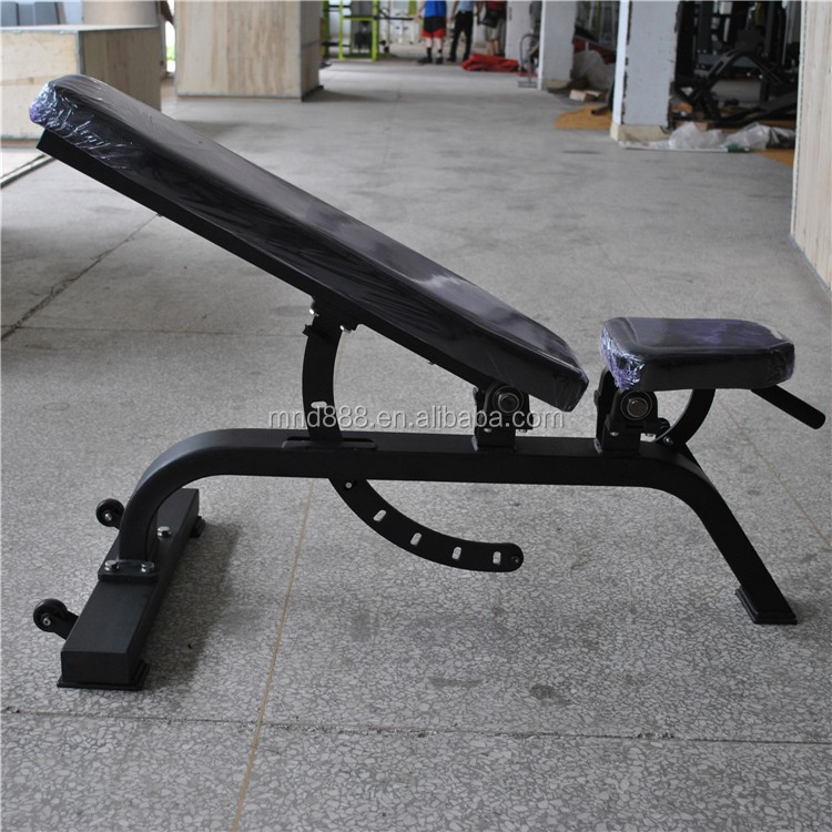 Fitness Euipment/gym equipment/Commercial bench Good Quality MND-F39 super bench
