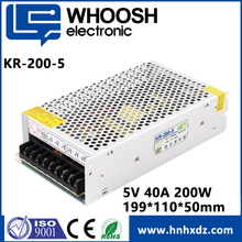 Alibaba China high voltage 5v atx switch power supply 200w
