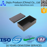 OEM&ODM electronic instruments plastic enclosures
