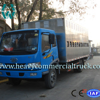 Food Transport China Mini Refrigerated Cold