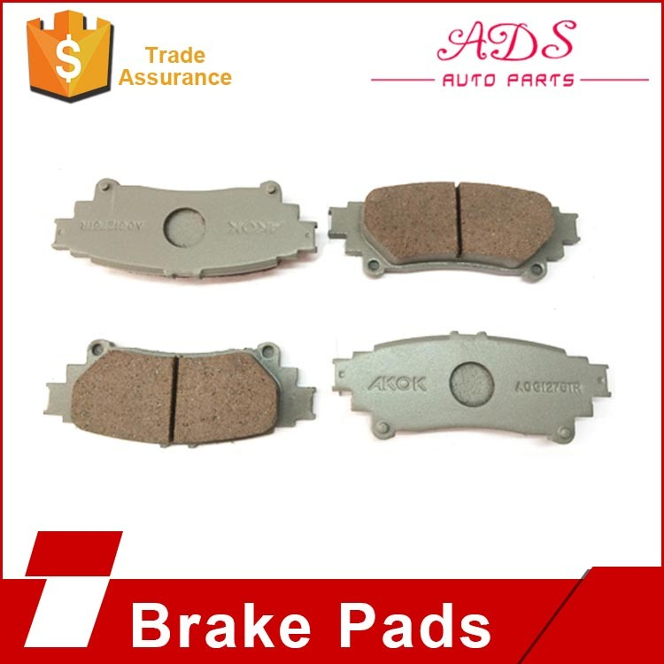 D1060-JN00A China Factory Wholesale Ceramic Price Brake Pads for Bluebird Sylphy Auto Engine Parts