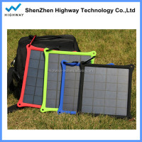 Cool Hook Design Mobile Solar Power System 4w Solar Panel
