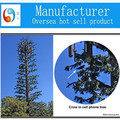 pine tree tower/steel monopole telecommunication pine tree tower