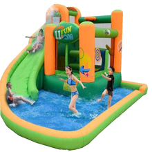 Large Manufacture Children Jumping Castles Inflatable Water Slide