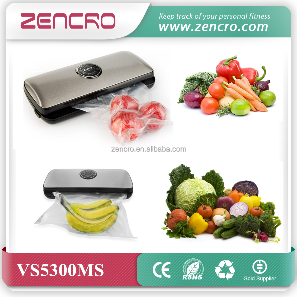 Advanced design hand held food mini vacuum sealer for dry or moist food
