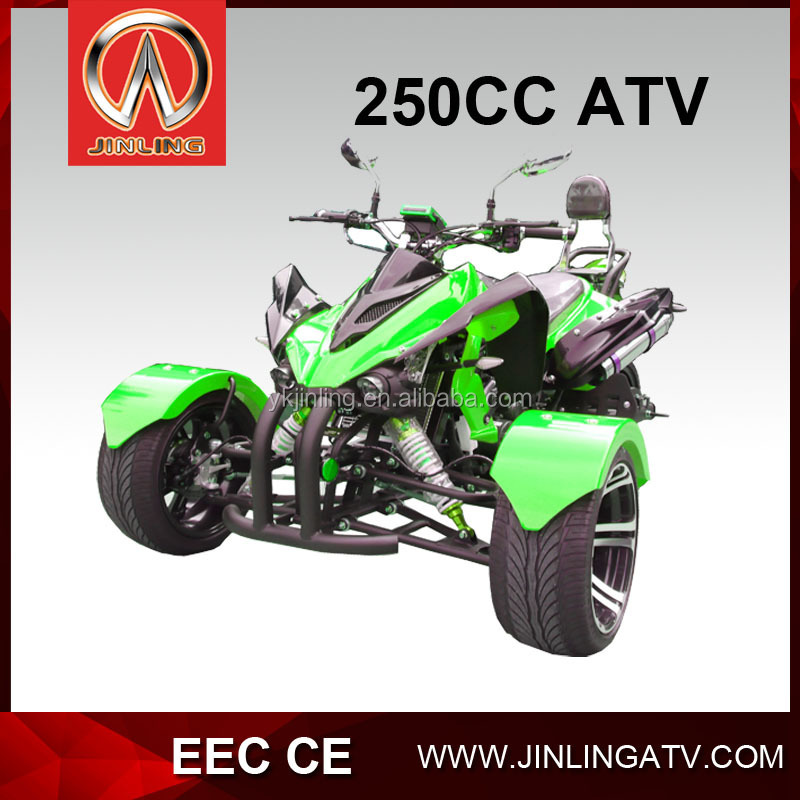 250cc three wheel trike motorcycle with reverse gear