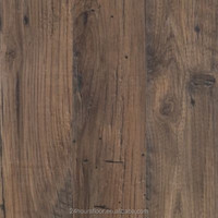 German Technology HDF with real oak top layer engineered wood flooring laminate