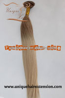 cheap wholesale virgin remy brazilian weave hair style ombre hair extension in mixed color