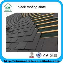Good price black slate roofing tiles WB-4025RG2A